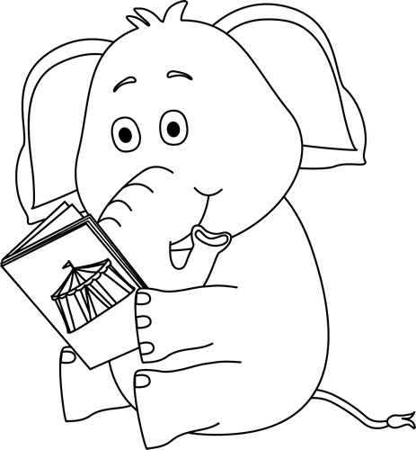 Free Elephant Images Black And White, Download Free Clip Art, Free.