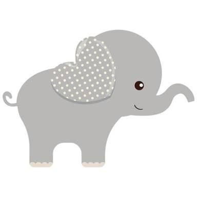 Baby elephant clipart baby shower free 3 » Clipart Portal.
