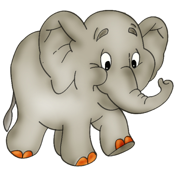 Free Baby Elephant Clip Art Pictures.