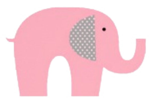 Elephant Pink.