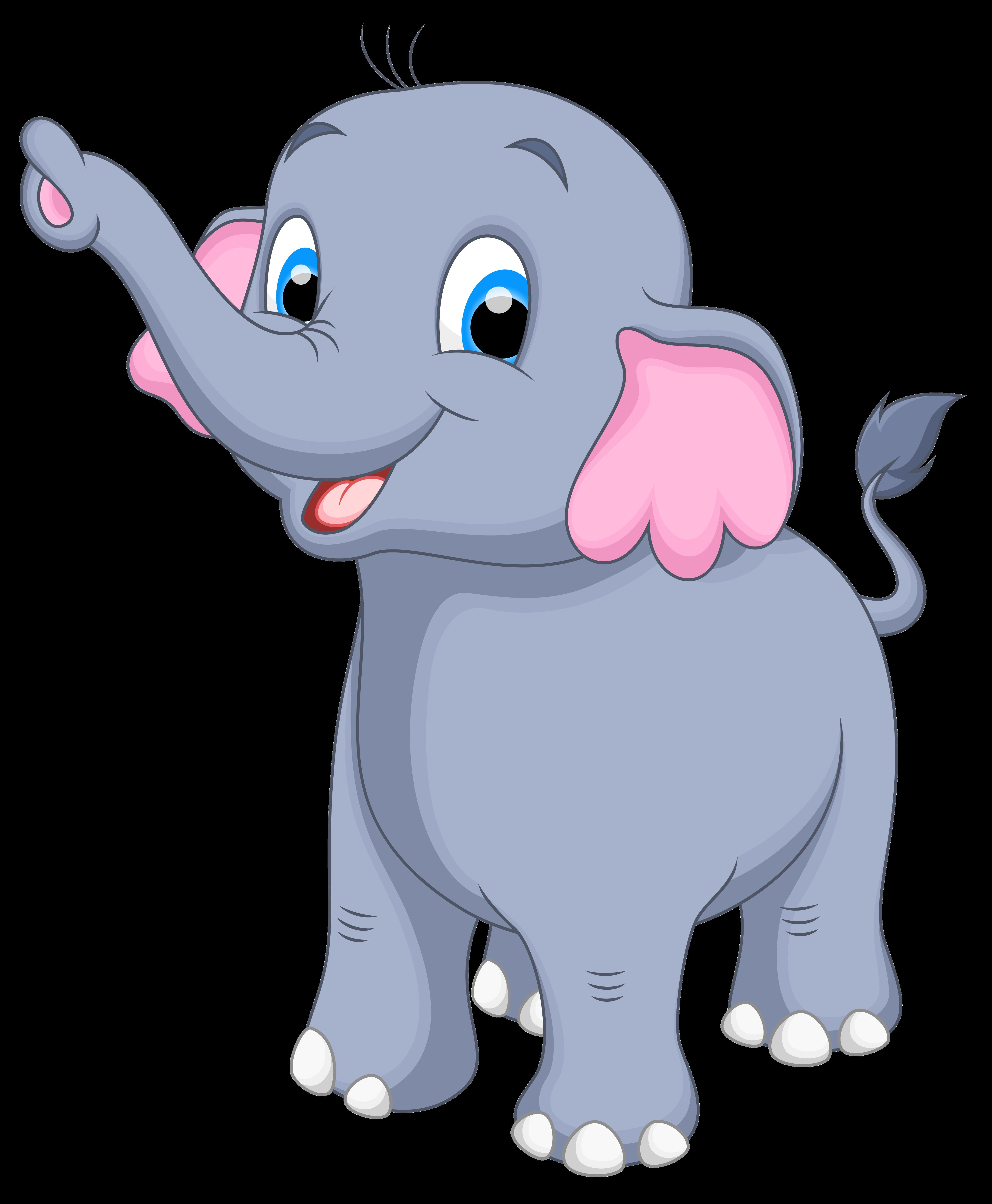 Elephant Clipart Transparent Png.