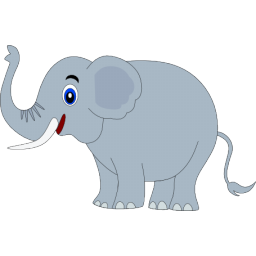 Elephant clipart png 1 » Clipart Station.