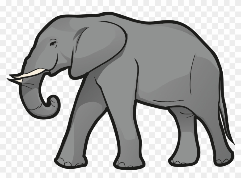 Elephant Clipart , Png Download.