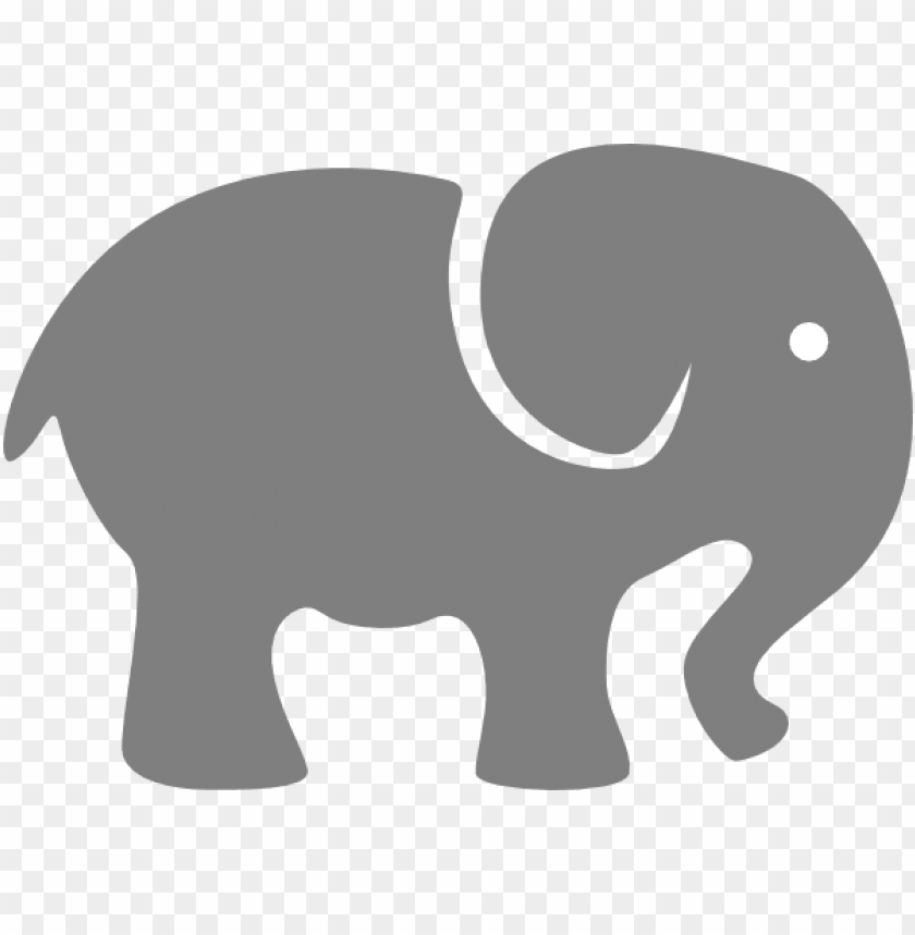 image transparent announcement clipart elephant.