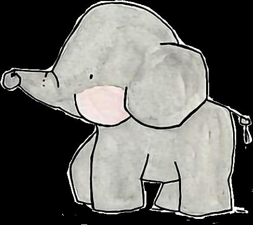 Elephant Drawing Images.