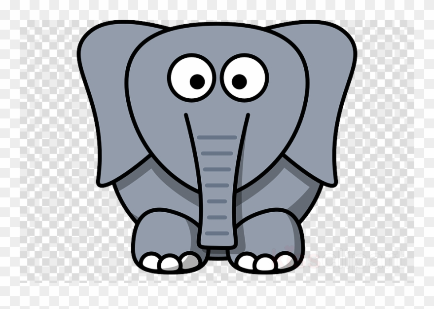 Cartoon Elephant Clipart Drawing Elephants Clip Art.