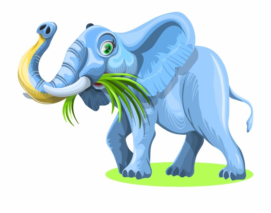 Elephant Drawing.