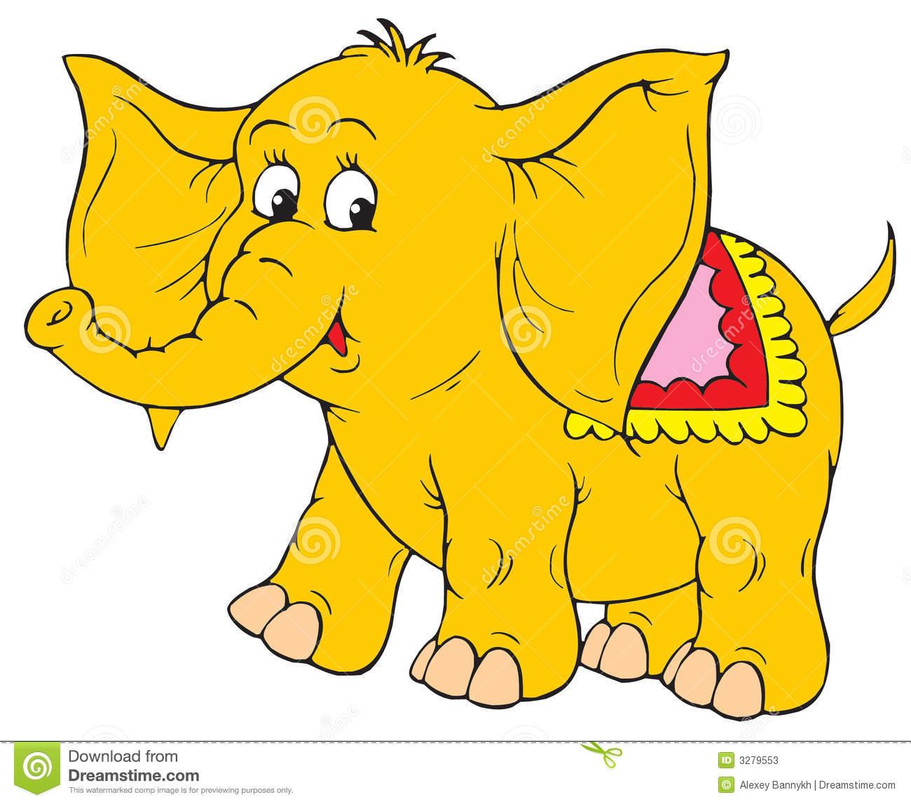 Elephant (vector clip.
