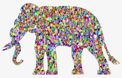 Free Elephant Png Clip Art with No Background.