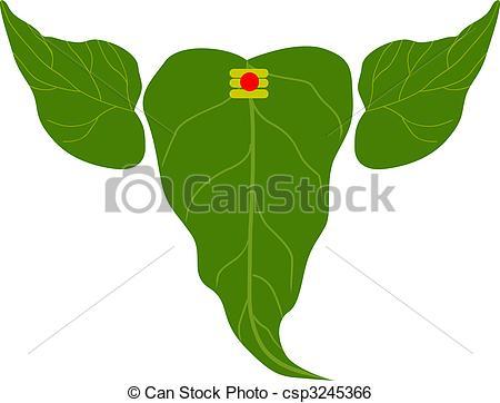 Banyan leaf Clip Art and Stock Illustrations. 54 Banyan leaf EPS.