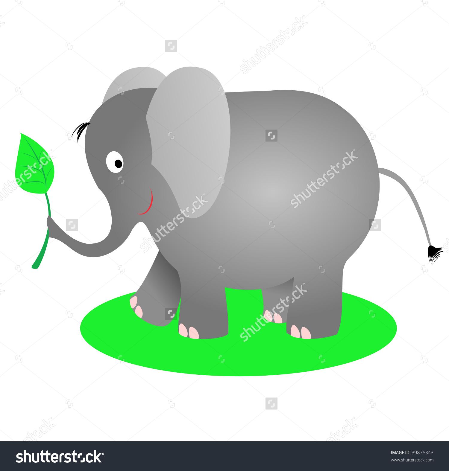 Elephant Eating Stock Vectors & Vector Clip Art.