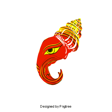 Elephant Head PNG Images.