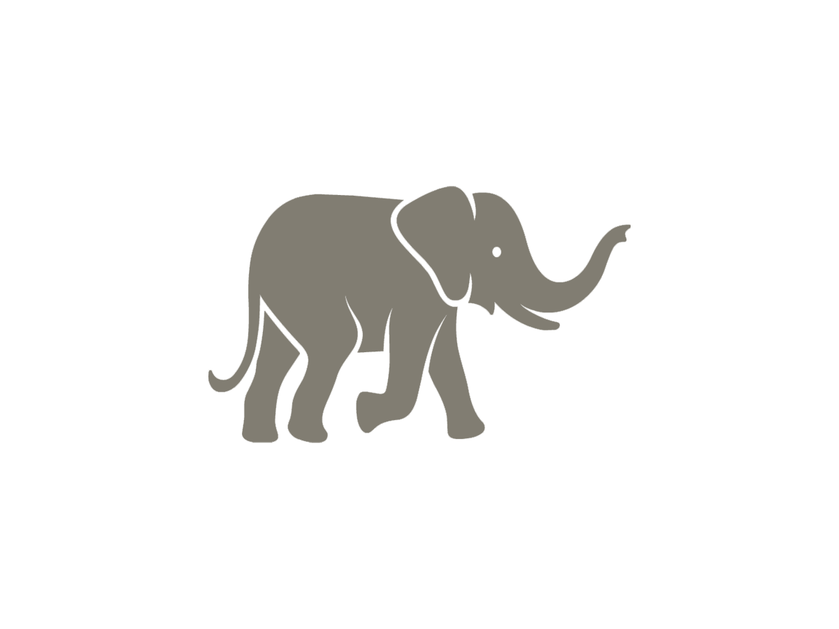 Elephant logo clipart images gallery for free download.