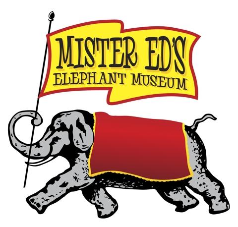 Mister Ed's Elephant Museum.