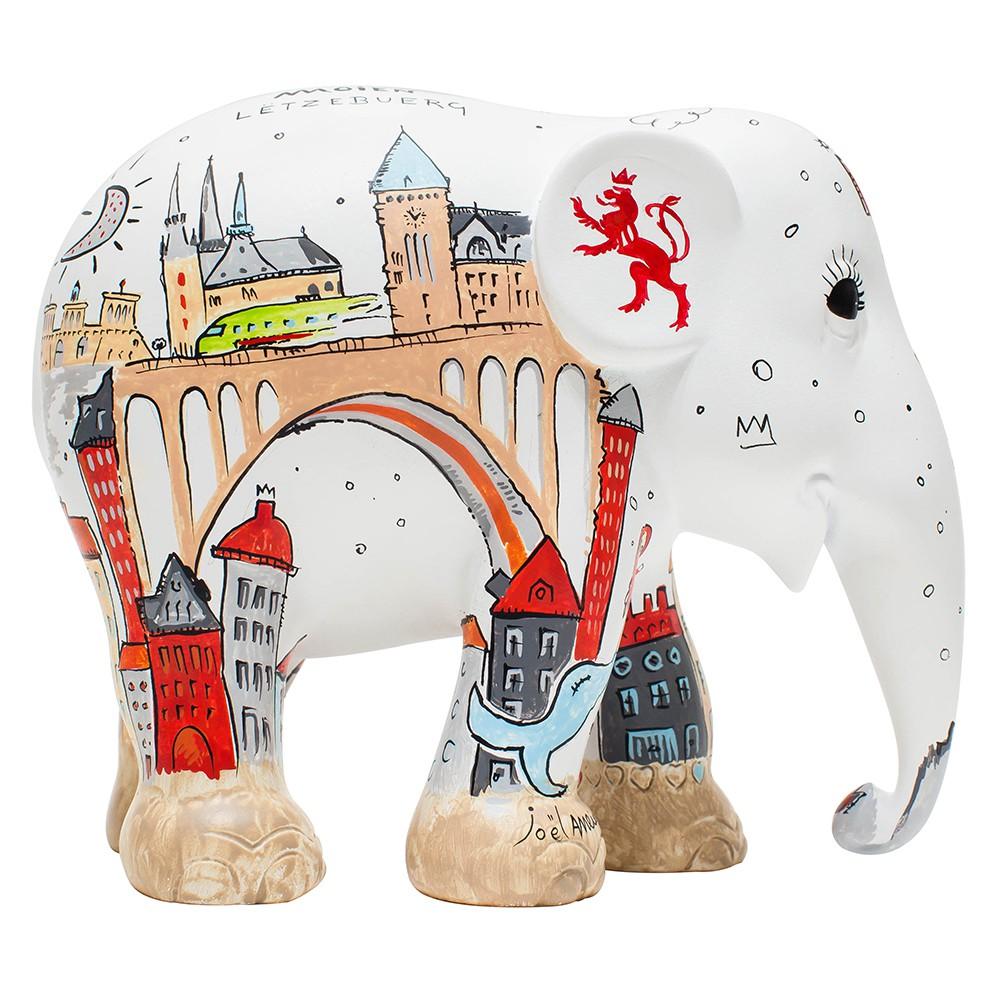 Elephant parade clipart #3