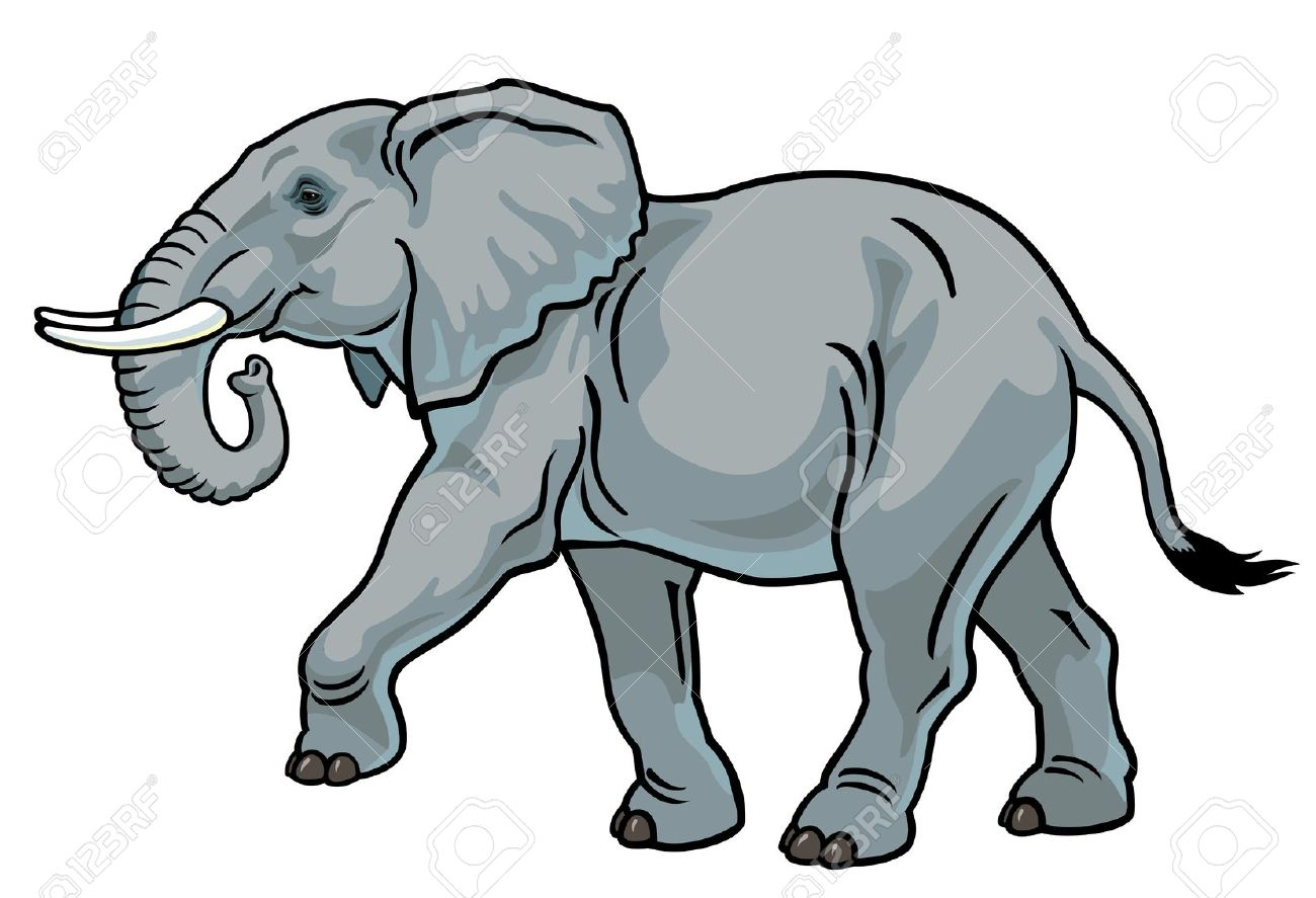 elephant side view clipart 20 free Cliparts | Download ...