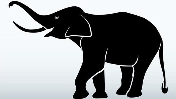 9+ Elephant Silhouettes.