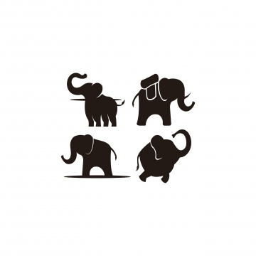 Elephant Vector, 1,176 Graphic Resources for Free Download.