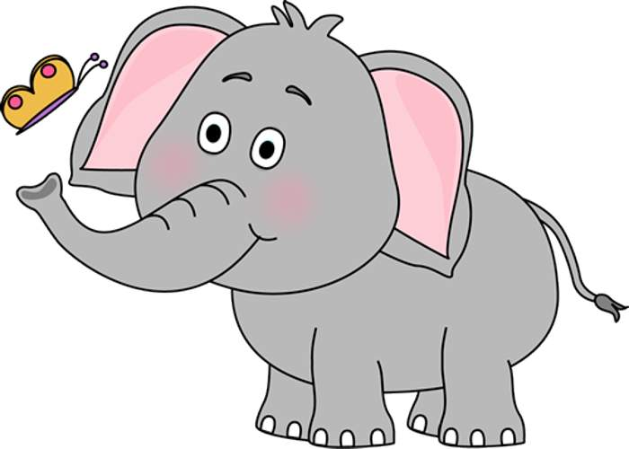 Elephants clipart #20
