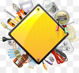Eletricista PNG e PSD download Grátis.