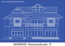 Elevation drawing Clipart and Illustration. 463 elevation drawing.