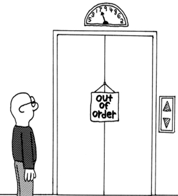 Elevator Clipart.