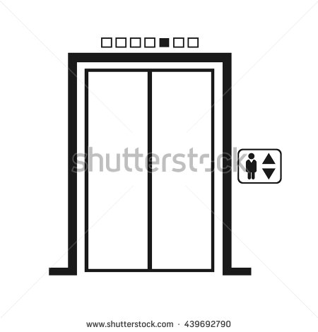 Collection of Elevator clipart.