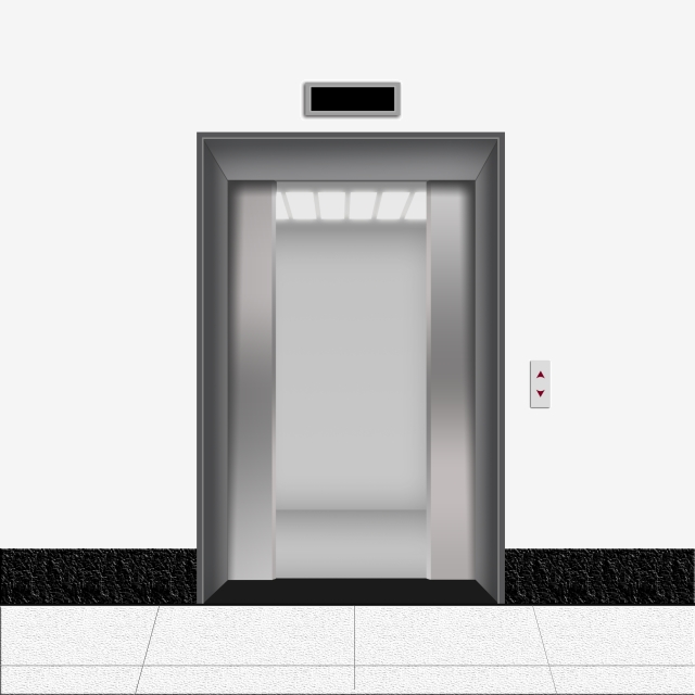 Elevator Door, Elevator Door Pictures Free Download, Elevator PNG.