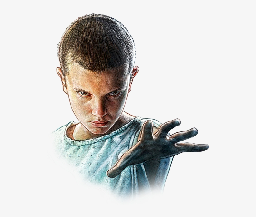 Eleven Stranger Things Png.