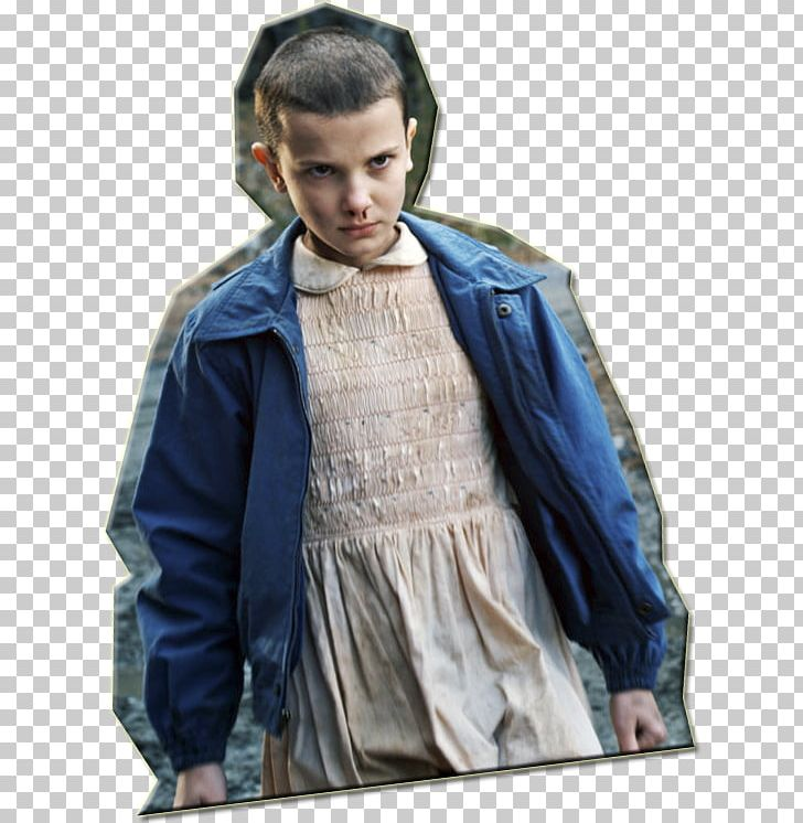 Eleven Stranger Things PNG, Clipart, Dark, Denim, Eleven, Jacket.