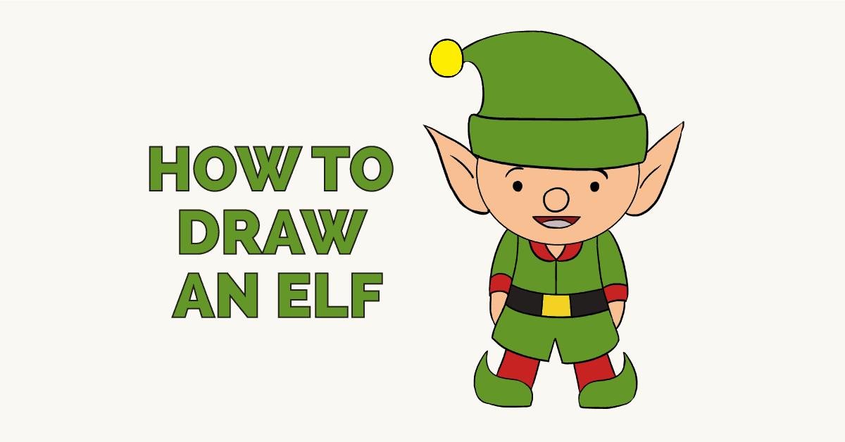 How to Draw an Elf.