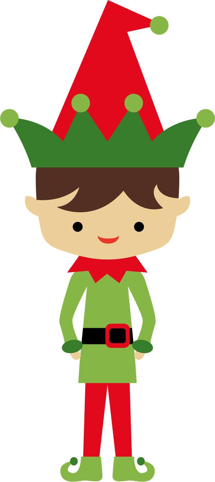 Elf Clipart.