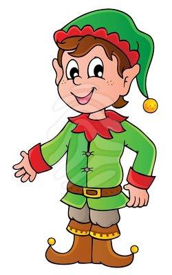 Elf Clip Art Images Free.