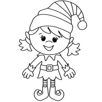 Christmas Elf Clipart By Top Teaching Tidbits Teachers Pay Elegant.