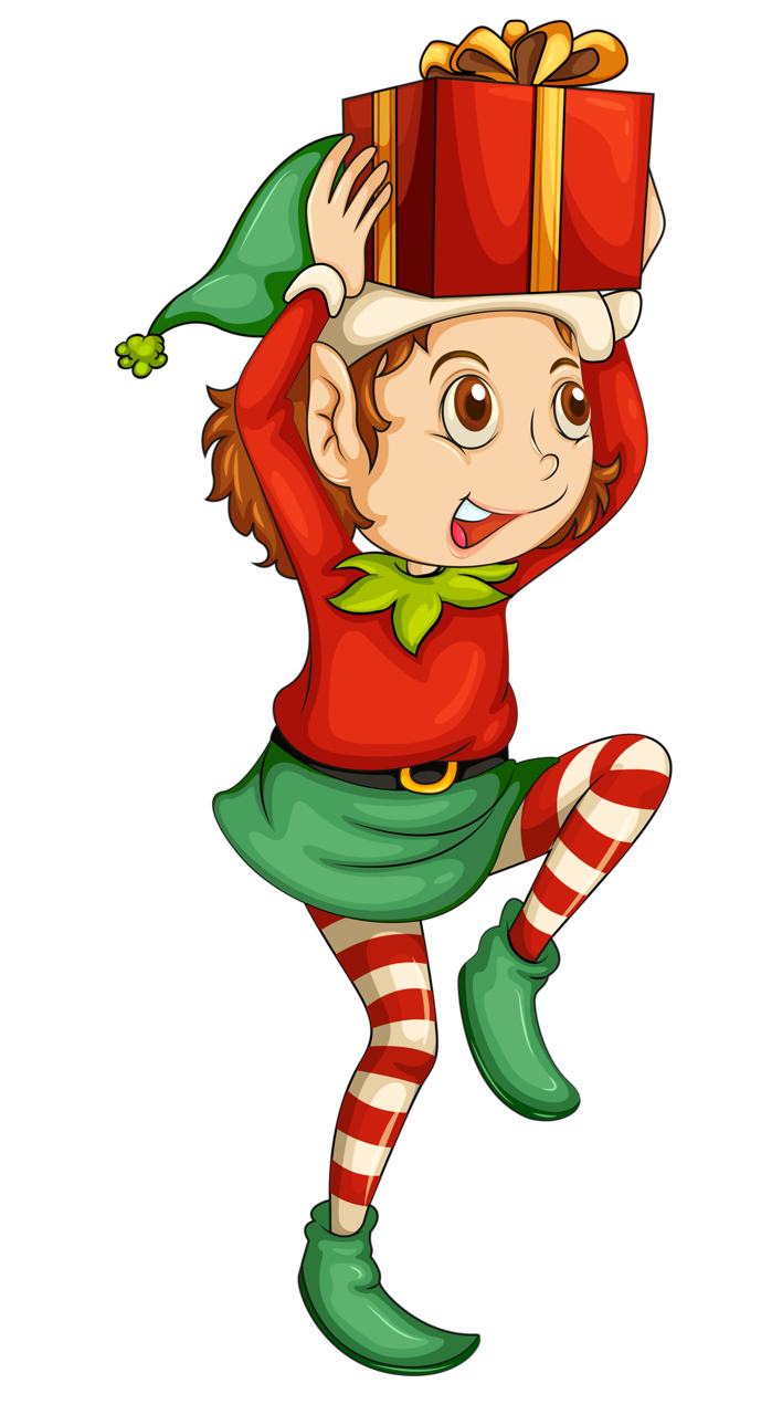 Santas elves clipart clipart images gallery for free download.