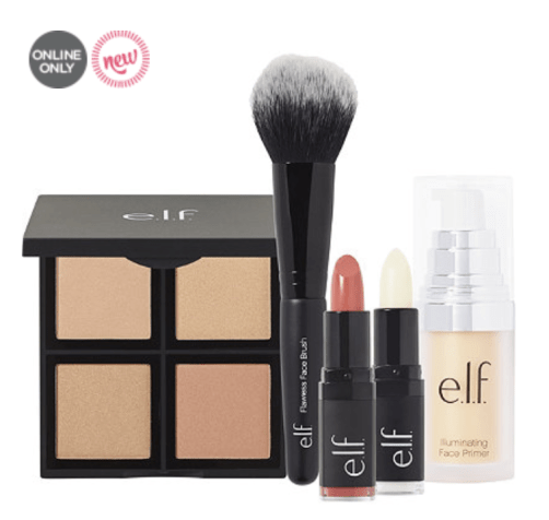 Ulta: Free 5 Pc e.l.f. Cosmetics Gift with any $50 purchase + more.