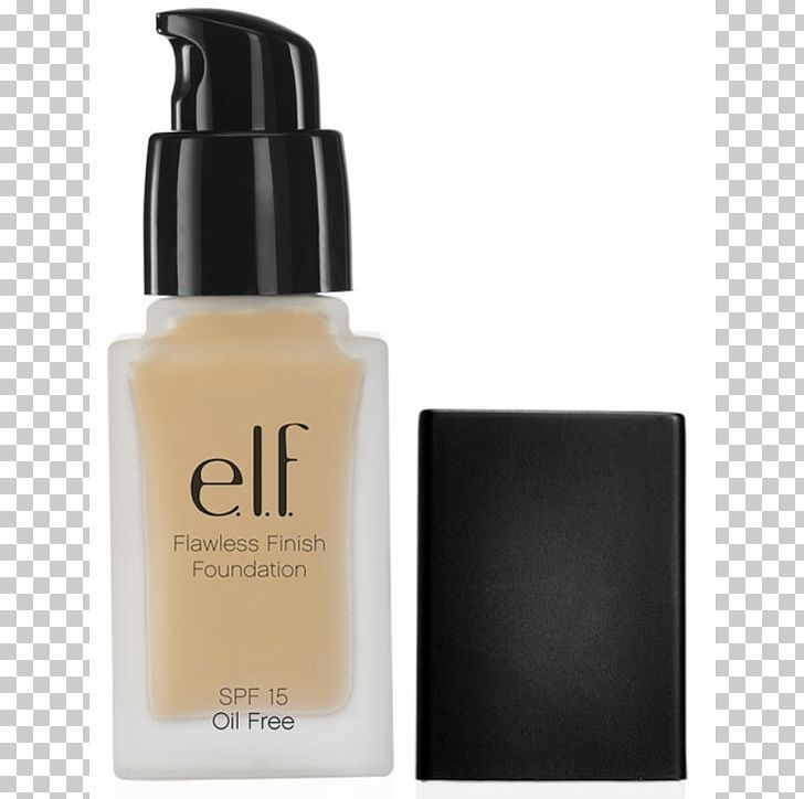Elf Cosmetics E.l.f. Flawless Finish Foundation Lip Balm Primer PNG.