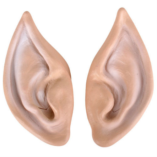 Elf Ears Cliparts.