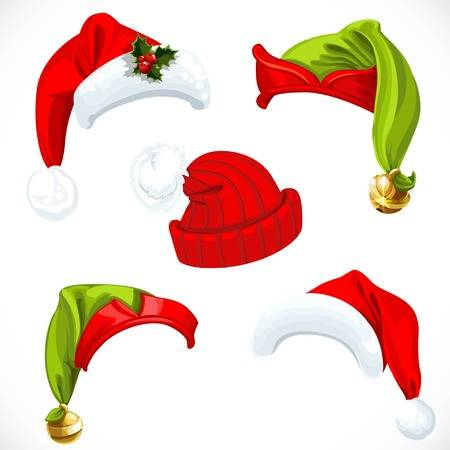 elf hat clipart.
