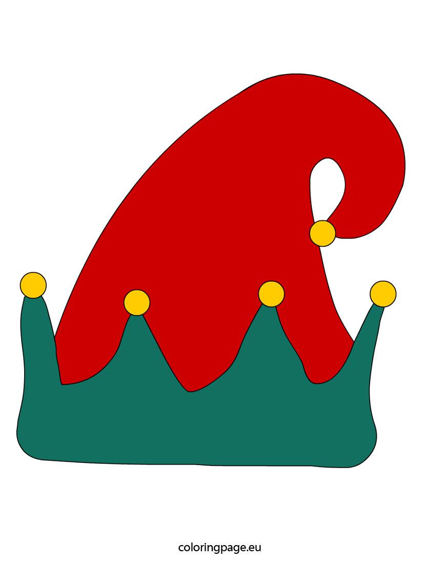 54+ Elf Hat Clipart.