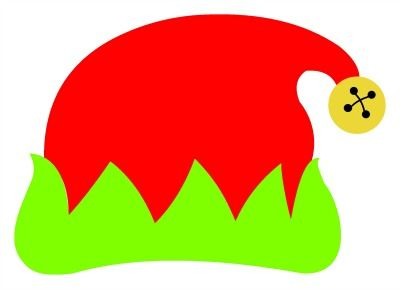59+ Elf Hat Clipart.