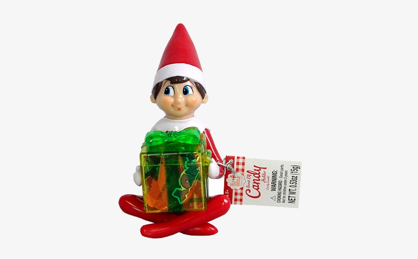 Elf On The Shelf Candy Dish.
