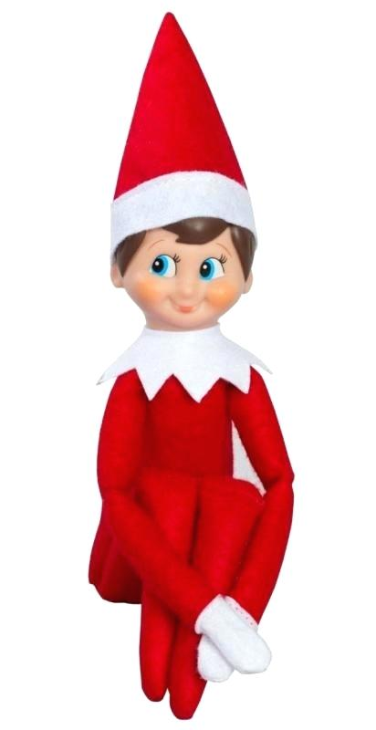 The Elf On The Shelf Png & Free The Elf On The Shelf.png Transparent.
