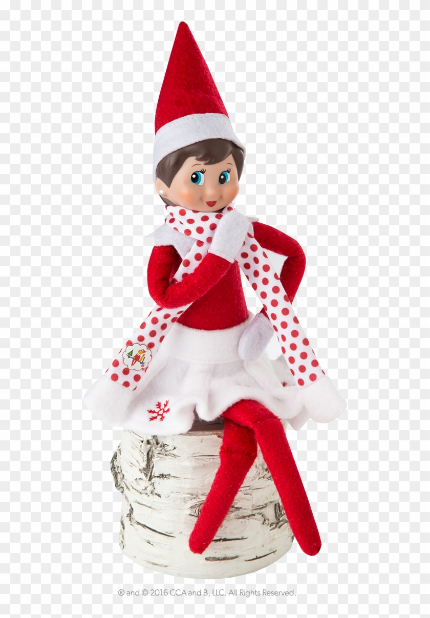 The Elf On The Shelf®.