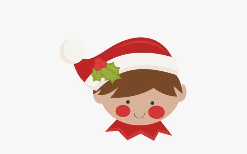 elf on shelf clipart #5