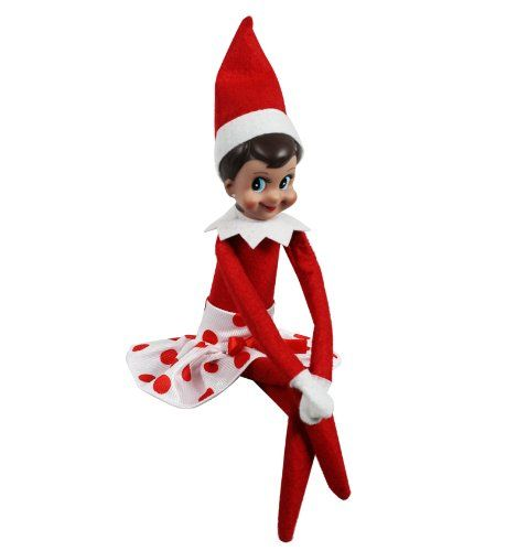 elf on shelf clipart #6