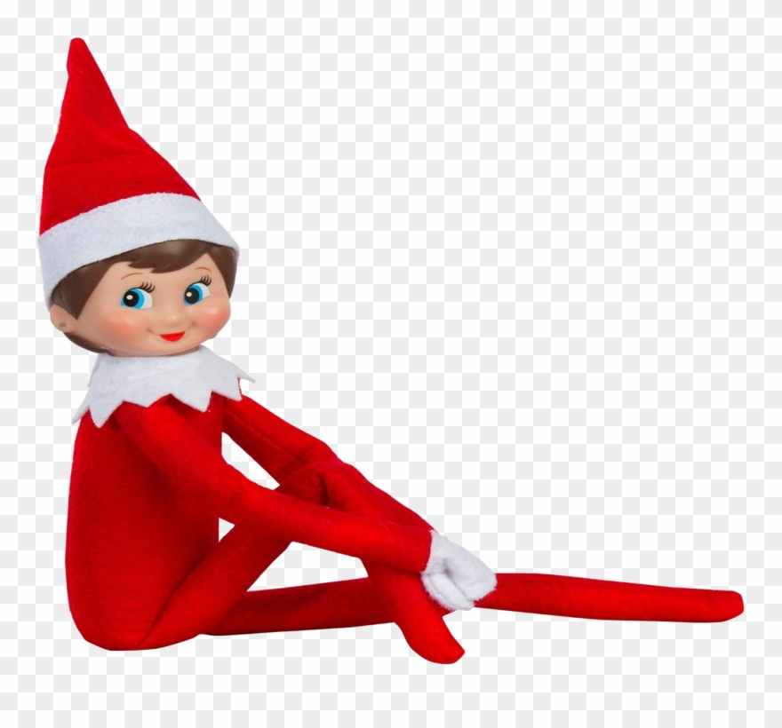 Elf On A Shelf Png Clip Freeuse.