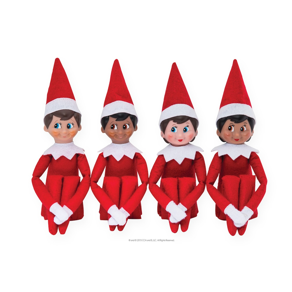 The Elf on the Shelf®: A Christmas Tradition Book & Scout Elf Collection.