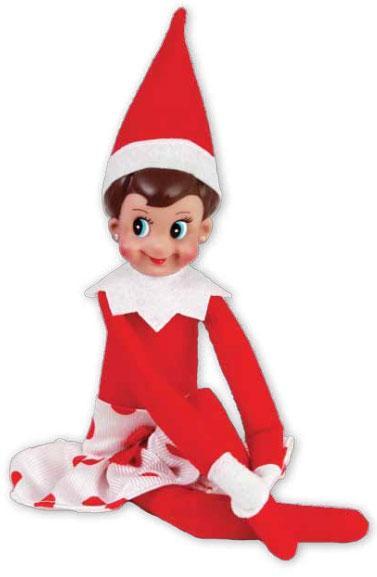 81+ Elf On The Shelf Clip Art.
