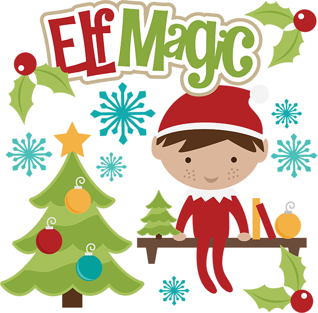 Christmas Elf Cartoontransparent png image & clipart free download.